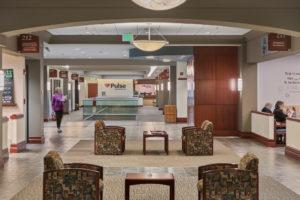 2nd floor Hallway seating